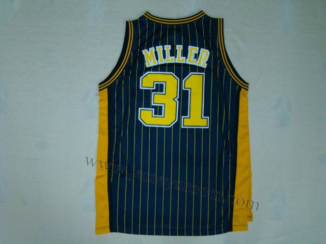 outlet store 88a5f fb87a indiana pacers pinstripe jersey